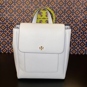 NEW Tory Burch Carter Flap Backpack